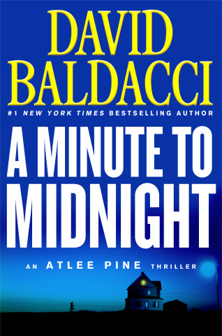 A Minute to Midnight, David Baldacci