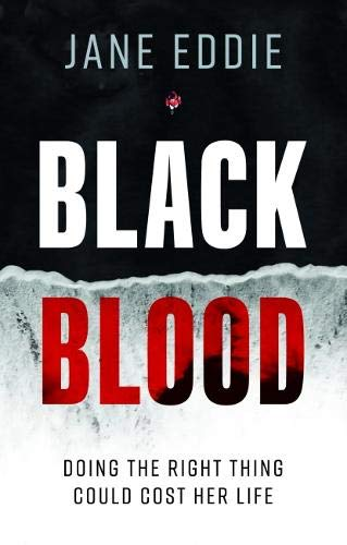 cover Black Blood, Jane Eddie