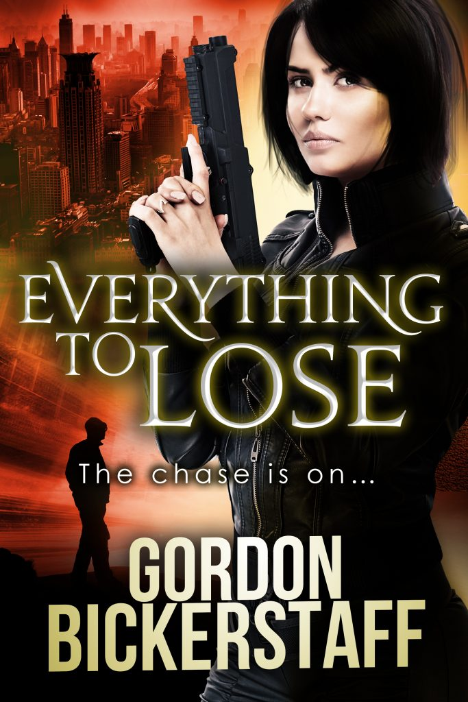 Everything to Lose, A Lambeth Group Thriller Book 2, Gordon Bickerstaff