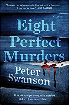 Eight Perfect Murders, Peter Swanson