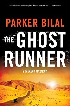 The Ghost Runner, Makana Mysteries Book 3, Parker Bilal