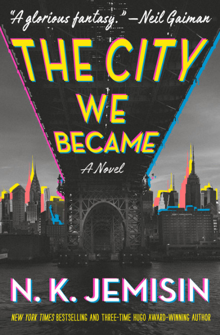 The City We Became, The Great Cities, Book 1, N.K. Jemisin