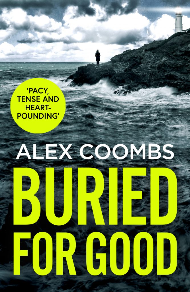 Book Review: Buried for Good, PI Hanlon, Alex Coombs