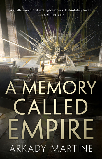 Book Review: A Memory Called Empire, Arkady Martine
