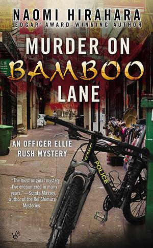 Murder on Bamboo Lane, Naomi Hirahara