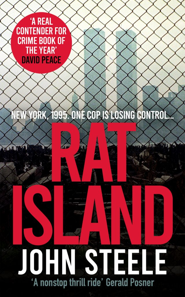 Rat Island Cover