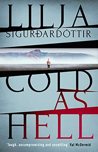 Cold as Hell, An Áróra Investigation Book 1,Lilja Sigurðardóttir